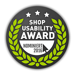 MissPompadour Shop Usability Award 2016