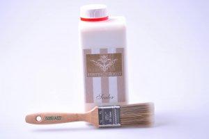 Versiegelungen für Kreidefarbe